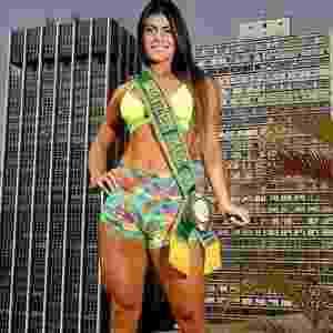 Reinaldo Canato/UOL. Agradecimento: K@2 Academia, Fitness Model Agency e Vestem