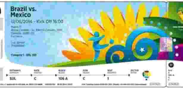 """Ao todo, 194 ingressos foram usados para """"agradar"""" autoridades brasileiras, segundo a SEC - Reprodução"""