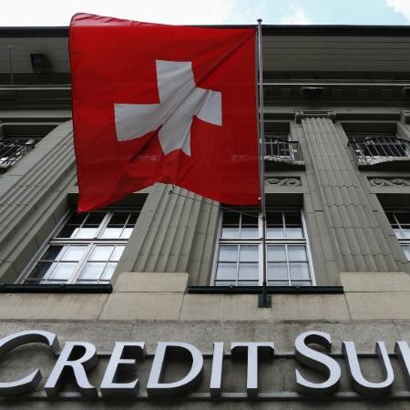 Sede do banco Credit Suisse, em Berna - Ruben Sprich/Reuters