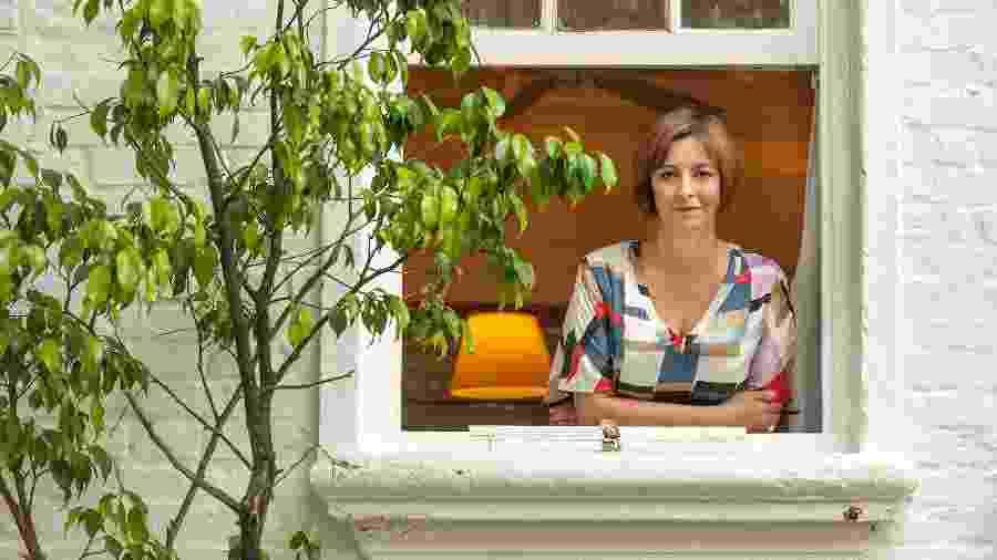 A chef e apresentadora Carla Pernambuco - Divulgação