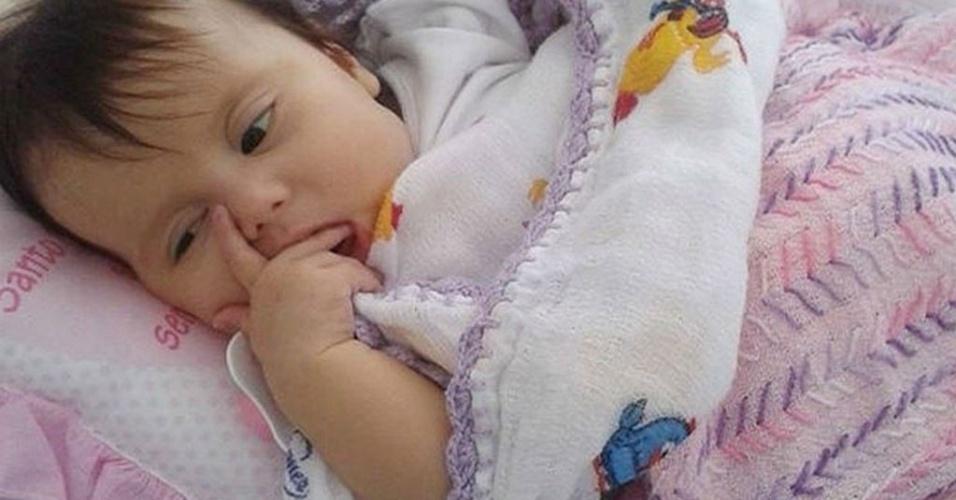 Bebê Sofia Lacerda - Síndrome de Burnout