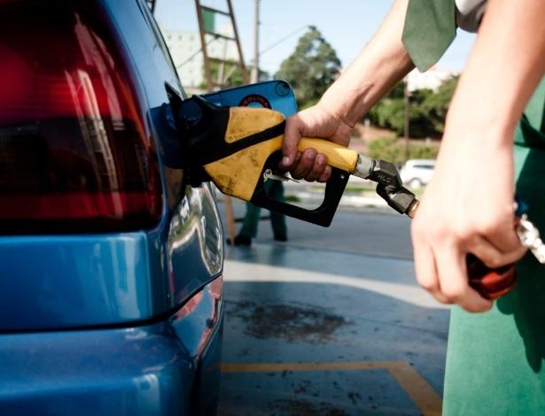 Uso da gasolina com aditivação foi prorrogada por mais dois anos: julho de 2017 - Alessandro Shinoda/Folhapress