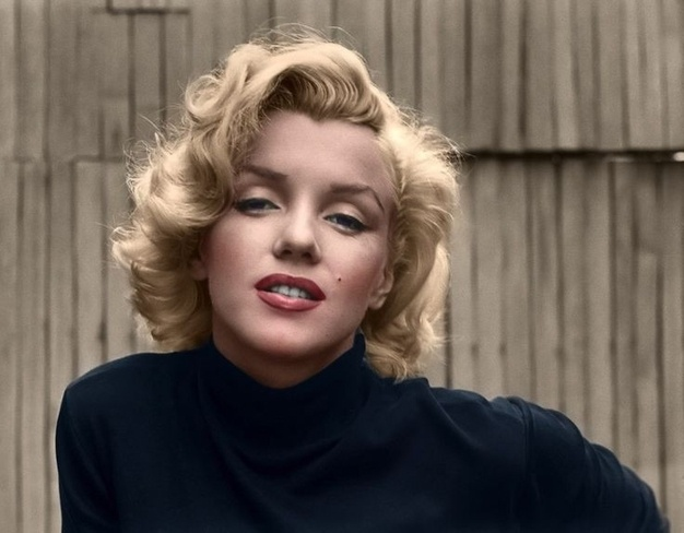 Marylin Monroe, sem data.