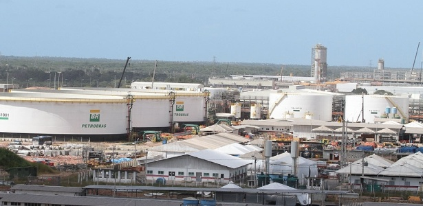 TCU avaliou material sobre corrupção na construção da refinaria de Abreu e Lima, em Pernambuco