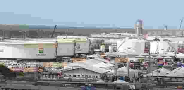Refinaria Abreu e Lima - Folhapress