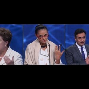 Os altos e baixos que levaram Dilma e Aécio ao 2º turno - Sebastião Moreira - Efe/Montagem UOL