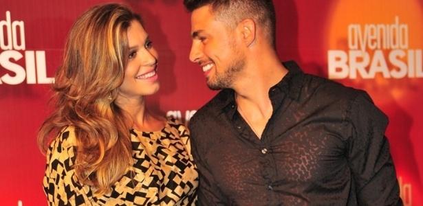 Grazi e Cauã terminaram a relação em outubro do ano passado, após sete anos juntos