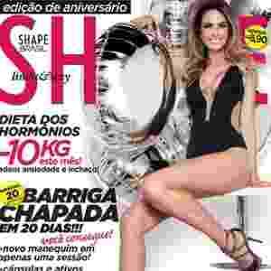 Luciana Gimenez shape - Divulgação/Shape