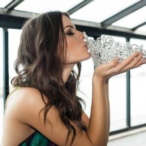 Melissa Gurgel, recém-eleita Miss Brasil - Lucas Ismael/Band