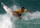 Capitã Maya: agora velejando, surfista desafia enjoos para cruzar Atlântico - Antonio Lacerda/Efe