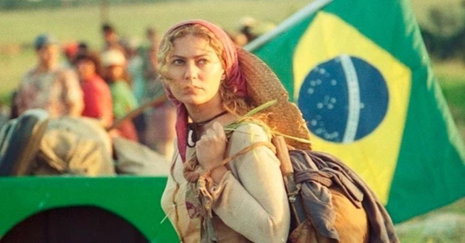 Patrícia Pillar como Luana em O Rei do Gado