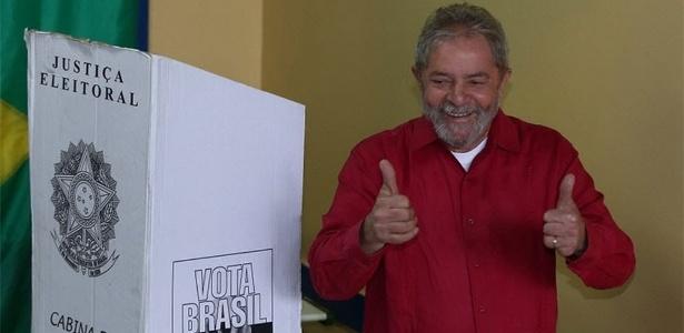 Lula: é muito cedo para pensar em 2018 - Danilo Verpa/Folhapress, PODER