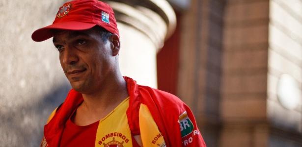 Cabo Daciolo liderou a greve do Corpo de Bombeiros do Rio de Janeiro em 2011