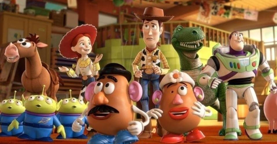 """Disney anuncia """"Toy Story 4"""" com John Lasseter, diretor original, para 2017"""