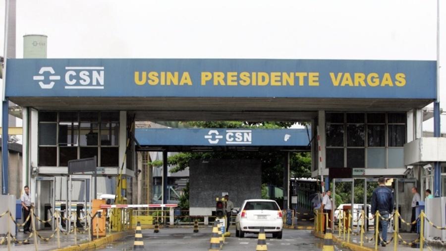 Imagem de arquivo; a CSN disse que o acordo adiciona uma capacidade produtiva à da CSN Cimentos de 10,3 milhões de toneladas de cimento por ano - Eduardo Naddar/Folhapress