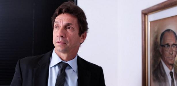Sérgio Cunha Mendes, vice-presidente da Mendes Júnior