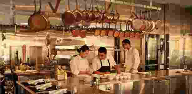 Reprodução/Douglas Kim/Facebook/Brooklyn-Fare-Kitchen-Market