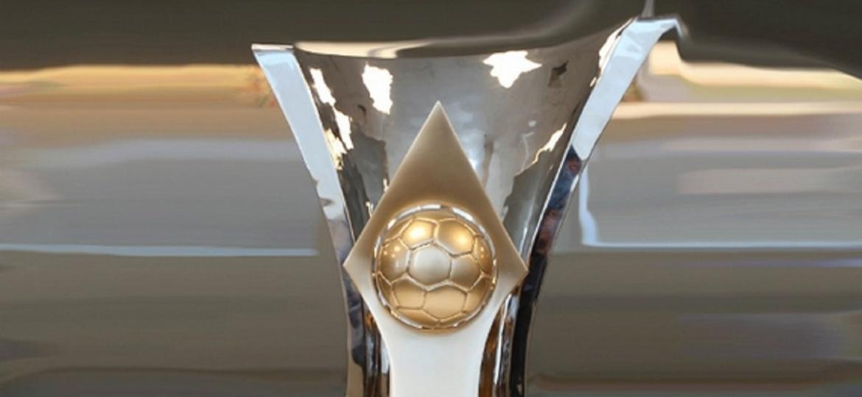 Novo troféu do Campeonato Brasileiro - Rafael Ribeiro/CBF