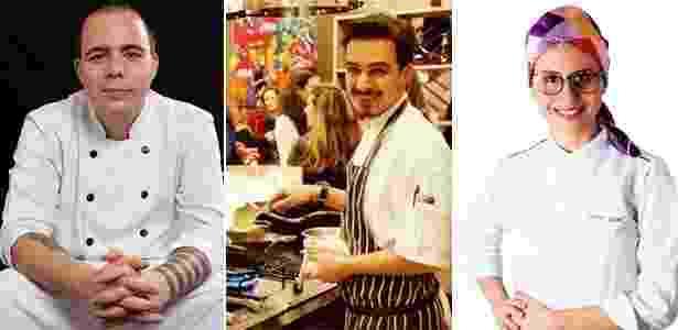 Divulgação/Divulgação/instagram.com/chefmauriciosanti