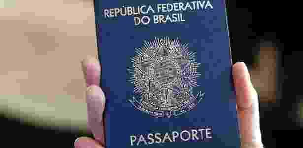 Mudança retira a necessidade de visto no passaporte - Folhapress