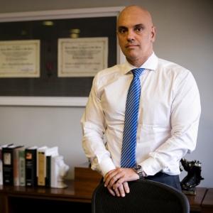 Alexandre de Moraes, novo secretário da Segurança Pública de SP - Fabio Braga/Folhapress