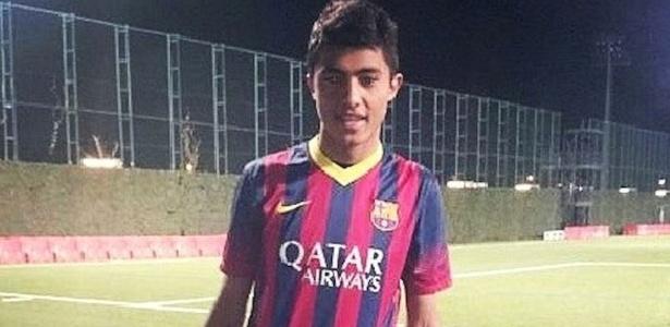 Werick é um dos jogadores do Barça que a CBF analisa para convocação