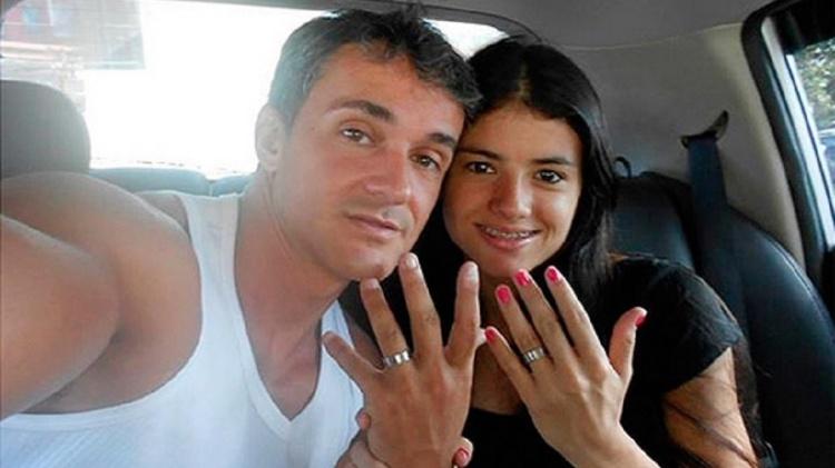 Daniel Cravinhos e a esposa - Reprodução/Facebook - Reprodução/Facebook