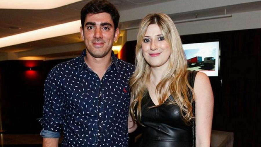 Marcelo Adnet e Dani Calabresa  - Marcos Ribas / Photo Rio News