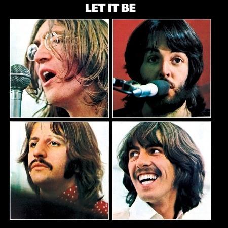 """Capa do álbum """"Let it Be"""" (1970), o último de estúdio dos Beatles - Divulgação"""