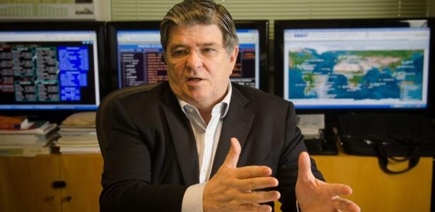 Sérgio Machado, em foto de 2015