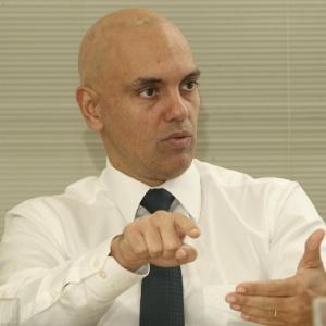 Alexandre de Moraes, ministro da Justiça e Cidadania