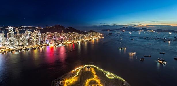 Hong Kong tem há mais de 50 anos sistema para captar água do mar e usá-la em descargas - JohnLSL/CC