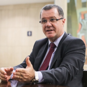 O ex-ministro da Previdência Carlos Gabas