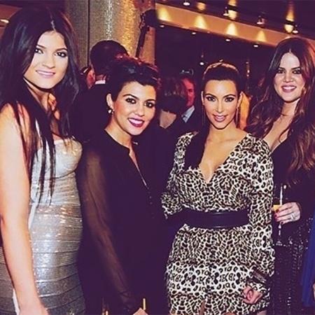 Kardashians podem ganhar mais um programa para chamar de seu - Reprodução/Instagram