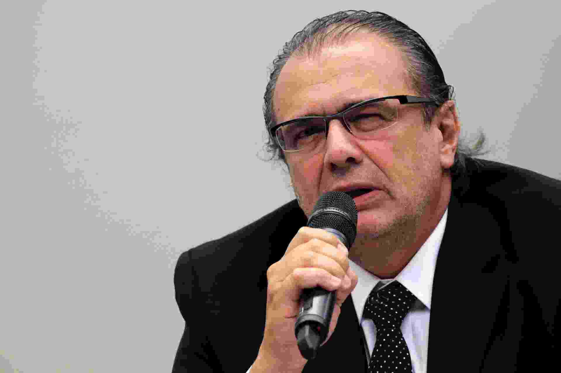 Pedro Barusco, ex-gerente da Petrobras - UESLEI MARCELINO/REUTERS