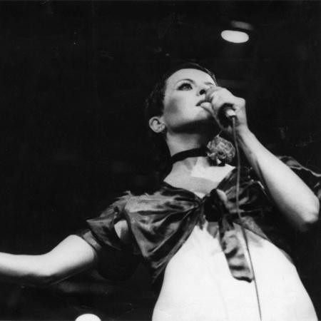 A cantora Elis Regina em foto de 1978 - U. Dettmar/Folhapress