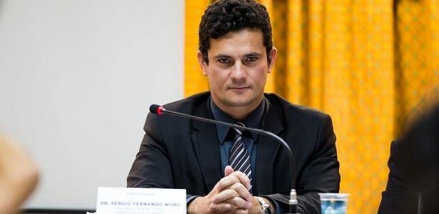 O juiz federal Sérgio Moro, que está à frente das ações penais resultantes da Operação Lava Jato