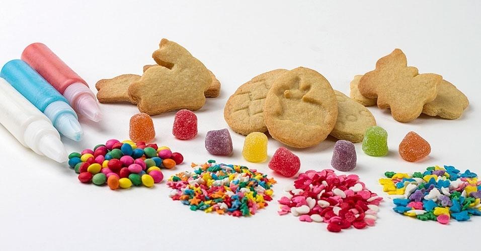 Biscoiteria Dauper - Kit para decorar