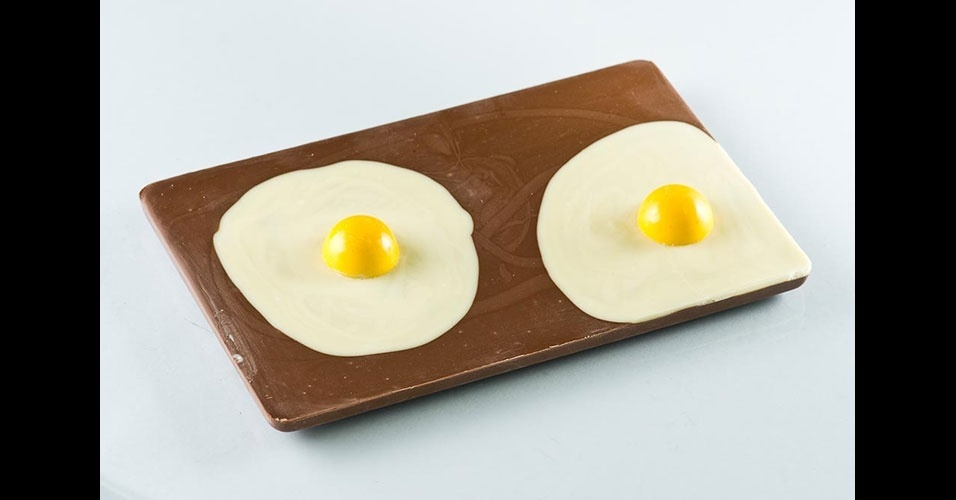 CFC Pâtissier - Barra Fried Eggs