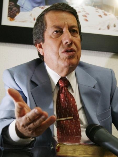 O pastor R.R. Soares - Fernando Donasci/Folhapress