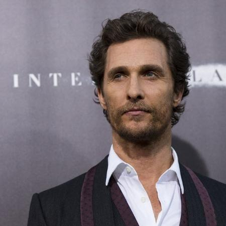 "Matthew McConaughey em estreia de ""Interestelar"" - Mario Anzuoni/Reuters"