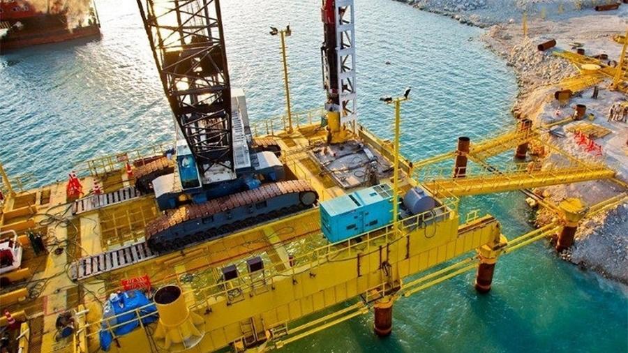 Obras do porto de Mariel, em Cuba, acumulam dívidas com o BNDES - Odebrecht