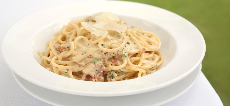Carbonara é sucesso da culinária italiana desde o fim dos anos 40 - Getty Images