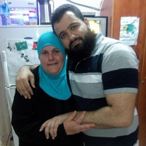 Hamed havia passado 100 dias em greve de fome em um presídio israelense por ser mantido preso por mais de um ano após cumprir sua pena - Arquivo pessoal