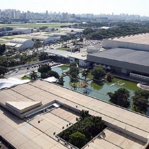 Centro de Convenções Anhembi, na zona norte de São Paulo