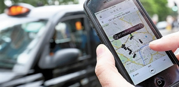 Apps de transporte privado estão ameaçados no Brasil nesta terça