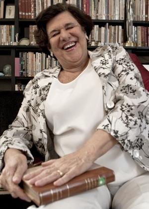 A escritora Ruth Rocha, que completa 50 anos de carreira - Rodrigo Capote/Folhapress