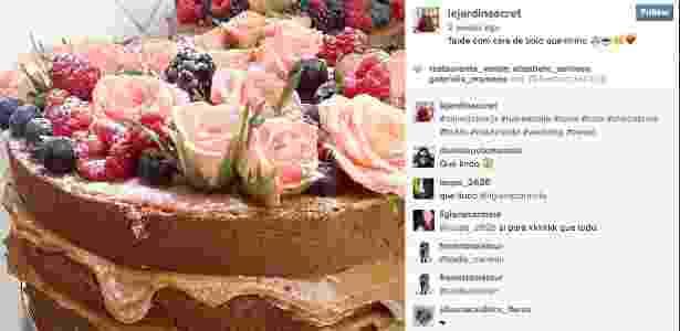 Divulgação/www.instagram.com/lejardinsecret