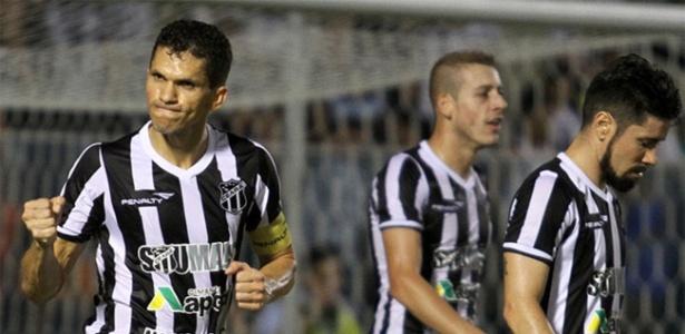 Magno Alves soma 93 gols com a camisa do Ceará