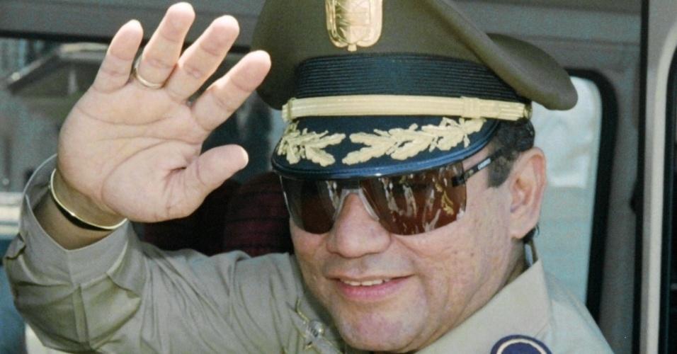Manuel Antonio Noriega, ex-presidente do Panamá